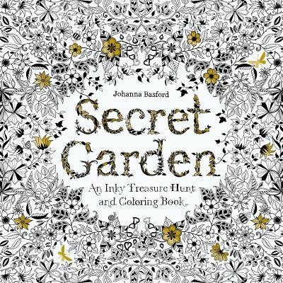 Secret Garden by Johanna Basford