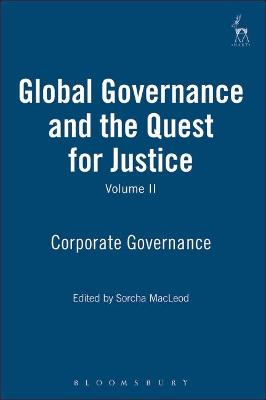 Global Governance and the Quest for Justice book