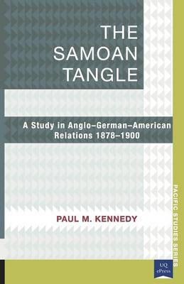 Samoan Tangle book