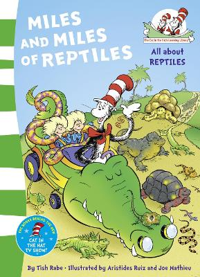 Miles and Miles of Reptiles by Dr. Seuss