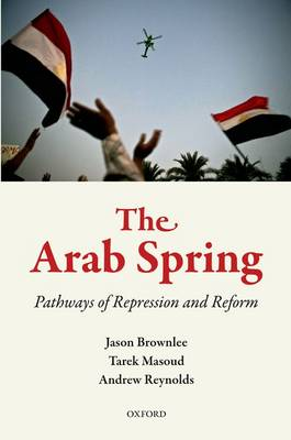 Arab Spring by Jason Brownlee