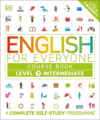 English for Everyone Course Book Level 3 Intermediate by DK