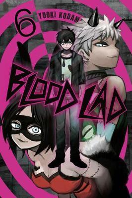Blood Lad, Vol. 6 by Yuuki Kodama