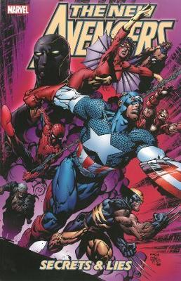 New Avengers book