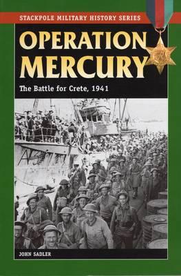 Operation Mercury book