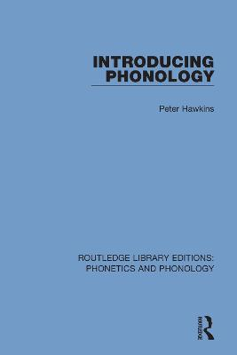 Introducing Phonology book
