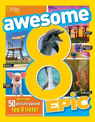 Awesome 8 Epic by National Geographic Kids