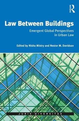Law Between Buildings book