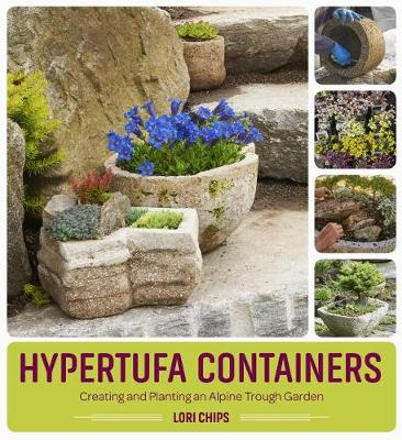 Hypertufa Containers by Lori Chips