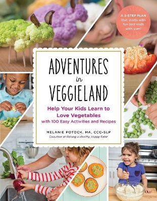 Adventures in Veggieland book