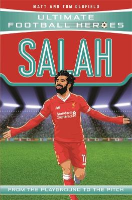 Salah - Collect Them All! (Ultimate Football Heroes) book