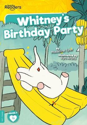 Whitney's Birthday Party book
