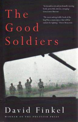 Good Soldiers book