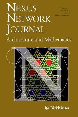 Nexus Network Journal 14,2 by Kim Williams