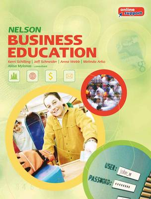 Nelson Business Education by Aliisa Mylonas