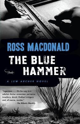 Blue Hammer, Ross by Ross Macdonald