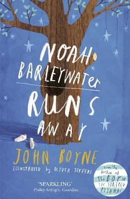 Noah Barleywater Runs Away book