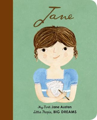Jane Austen: My First Jane Austen by Maria Isabel Sanchez Vegara