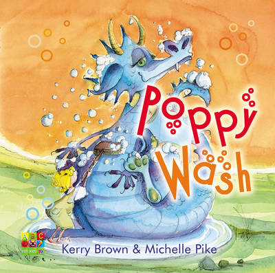 Poppy Wash by Kerry Brown