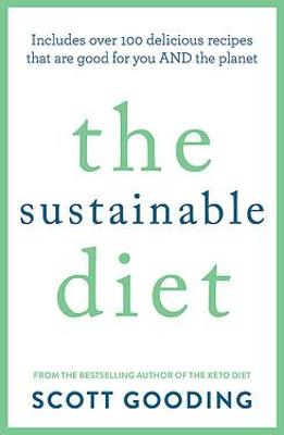 The Sustainable Diet book