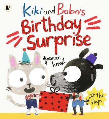 Kiki and Bobo's Birthday Surprise book