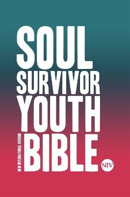 NIV Soul Survivor Youth Bible Hardback by New International Version