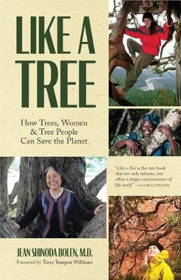 Like a Tree: How Trees, Women, and Tree People Can Save the Planet (Ecofeminism, Environmental Activism) by Jean Shinoda Bolen