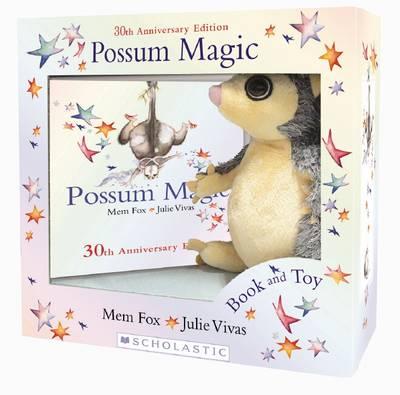 Possum Magic Plush Box Set by Mem Fox