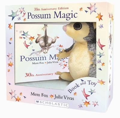 Possum Magic Plush Box Set by Mem Fox