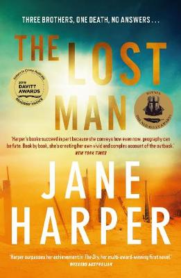 The Lost Man book
