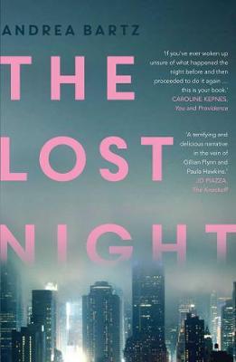 The Lost Night book