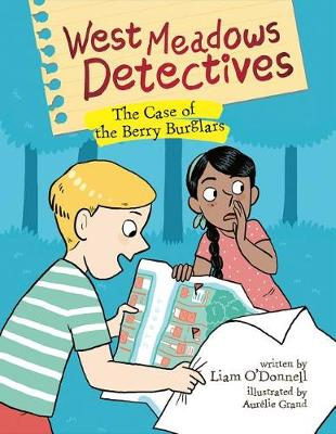 West Meadows Detectives by ,Liam O'Donnell