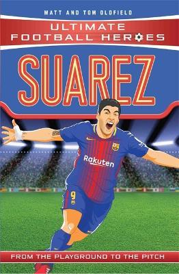Suarez by Matt & Tom Oldfield