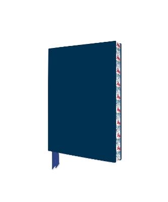 Metallic Blue Artisan Pocket Journal (Flame Tree Journals) by Flame Tree Studio