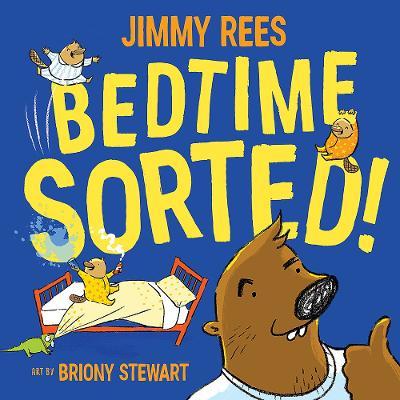 Bedtime Sorted! book