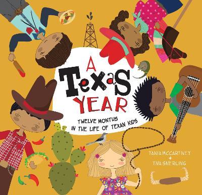 A Texas Year by Tania McCartney