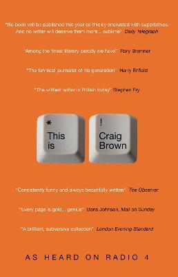 This Is Craig Brown by Craig Brown