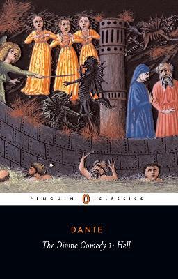 The Comedy of Dante Alighieri: Hell by Dante Alighieri