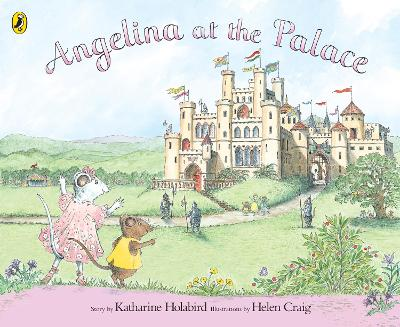 Angelina at the Palace by Katharine Holabird
