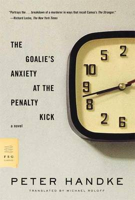Goalie's Anxiety at the Penalty Kick book