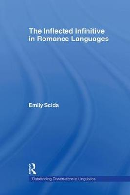 Inflected Infinitive in Romance Languages book