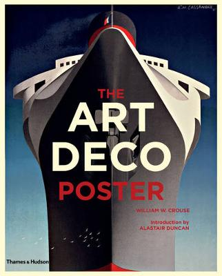Art Deco Poster by William W. Crouse