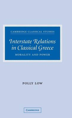 Interstate Relations in Classical Greece book