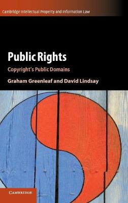 Public Rights by Graham Greenleaf