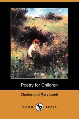 Poetry for Children (Dodo Press) book