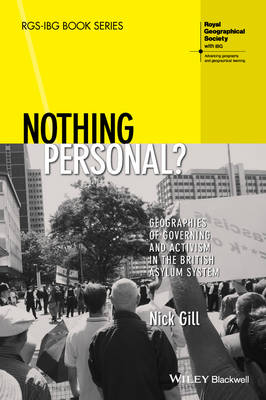 Nothing Personal? by Nick Gill