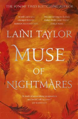 Muse of Nightmares: the magical sequel to Strange the Dreamer book