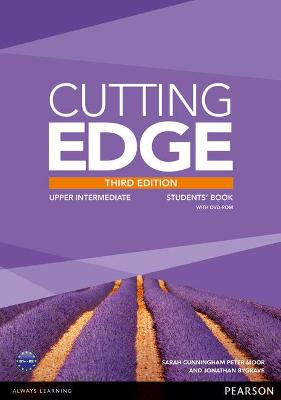 Cutting Edge 3rd Edition Upper Intermediate Students' Book with DVD and MyEnglishLab Pack book