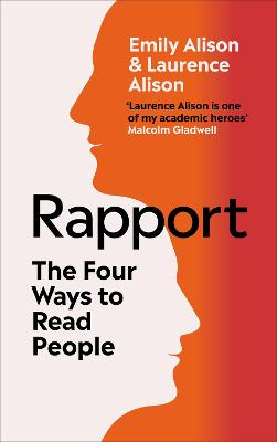Rapport: The Four Ways to Read People by Emily Alison