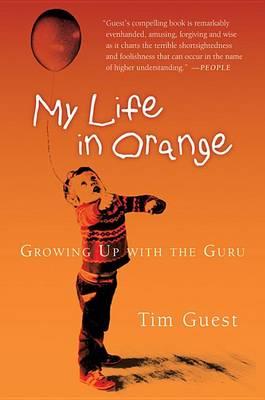My Life in Orange book